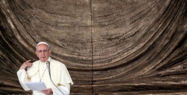 Папа Франциск посетил Международный центр движения «Фоколяре»