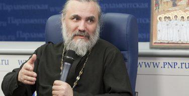 Cвященник считает, что увеличение пенсионного возраста приведет к понижению пенсий и росту безработицы