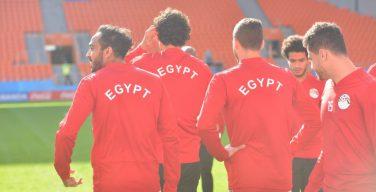 В Екатеринбурге футбольная сборная Египта пригласила имама для молитвы прямо в отель