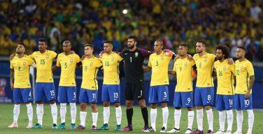 В преддверии Чемпионата мира по футболу в России игрокам сборной Бразилии запретили внешние проявления религиозности на футбольном поле