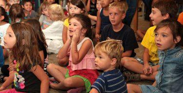 В Британии открылся библейский детский игровой центр