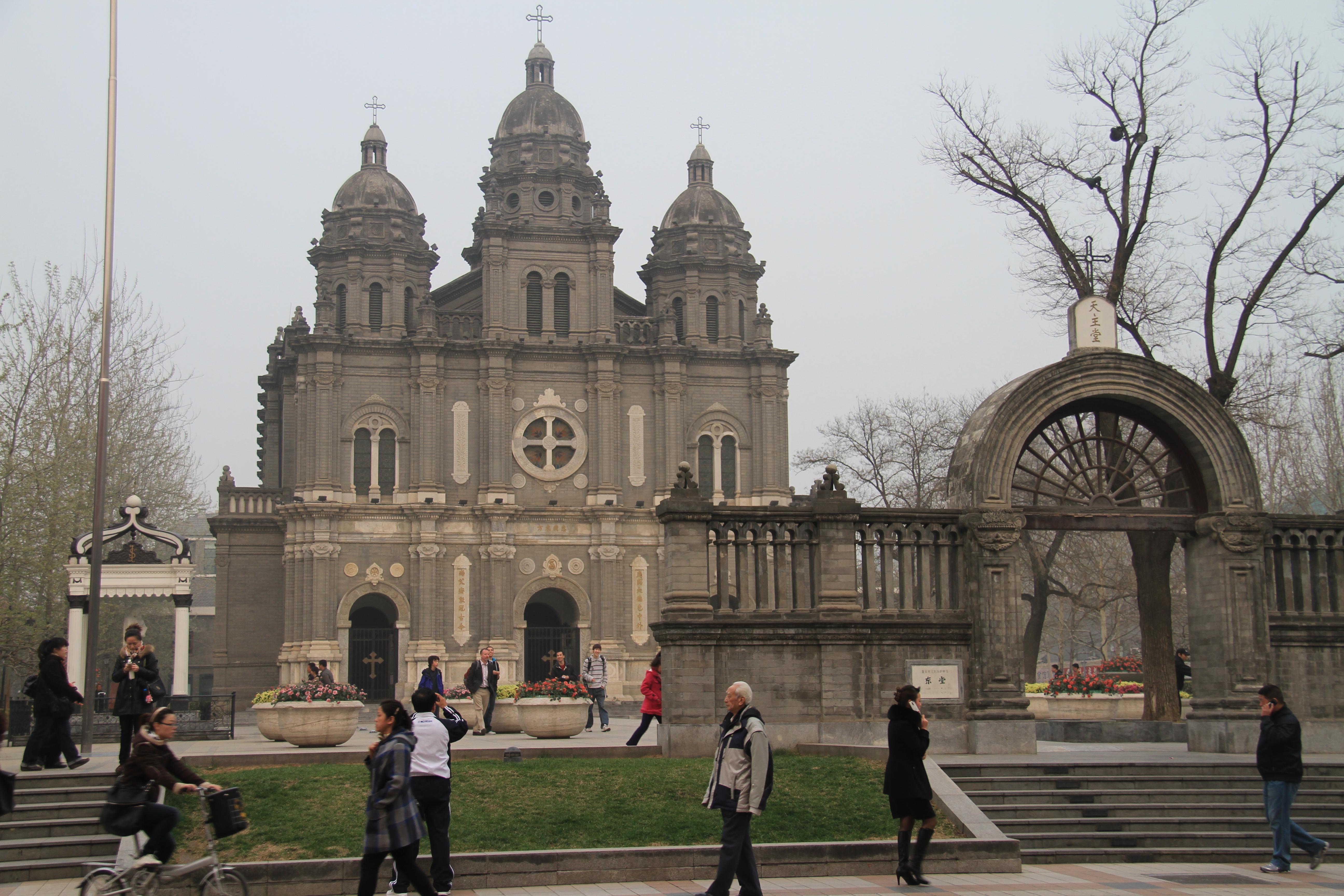Диалог: необходимая опция для миссии Церкви в Китае