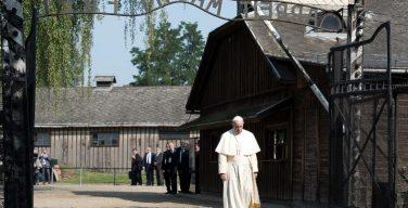 Папа Франциск о «боли Шоа», о которой никогда нельзя забывать