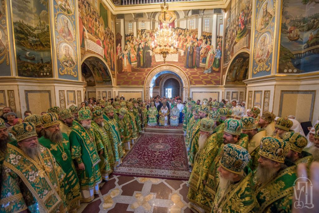 Опубликовано заявление архиереев УПЦ МП по результатам встречи с Патриархом Варфаломеем
