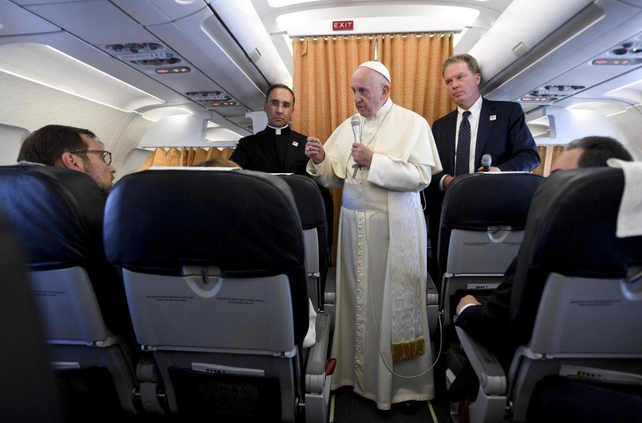 Папа: экуменический диалог — это антоним прозелитизма