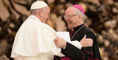 Папа Франциск осуществил новые назначения в Римской Курии