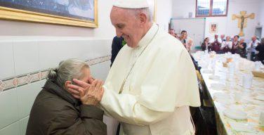 Увидело свет Послание Папы Франциска на Второй всемирный день бедных