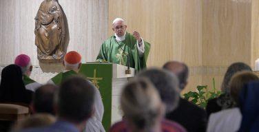 Папа на Мессе вспомнил русских христиан, которых отправляли на смерть в Сибирь