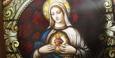 20 июня. Непорочное Сердце Пресвятой Девы Марии. Память