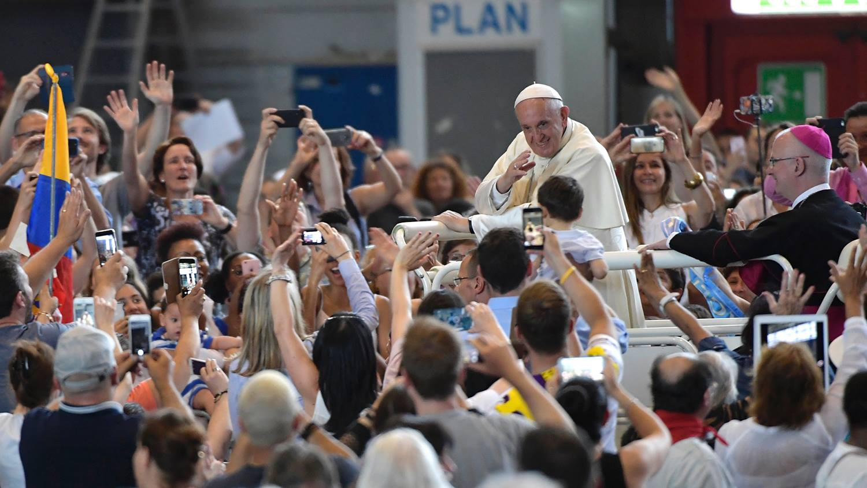 Экуменический визит Папы Франциска в Женеву: идти вместе к единству в Духе Святом