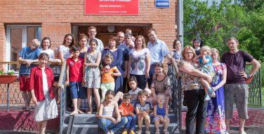 В Новосибирске прошли духовные упражнения для семей