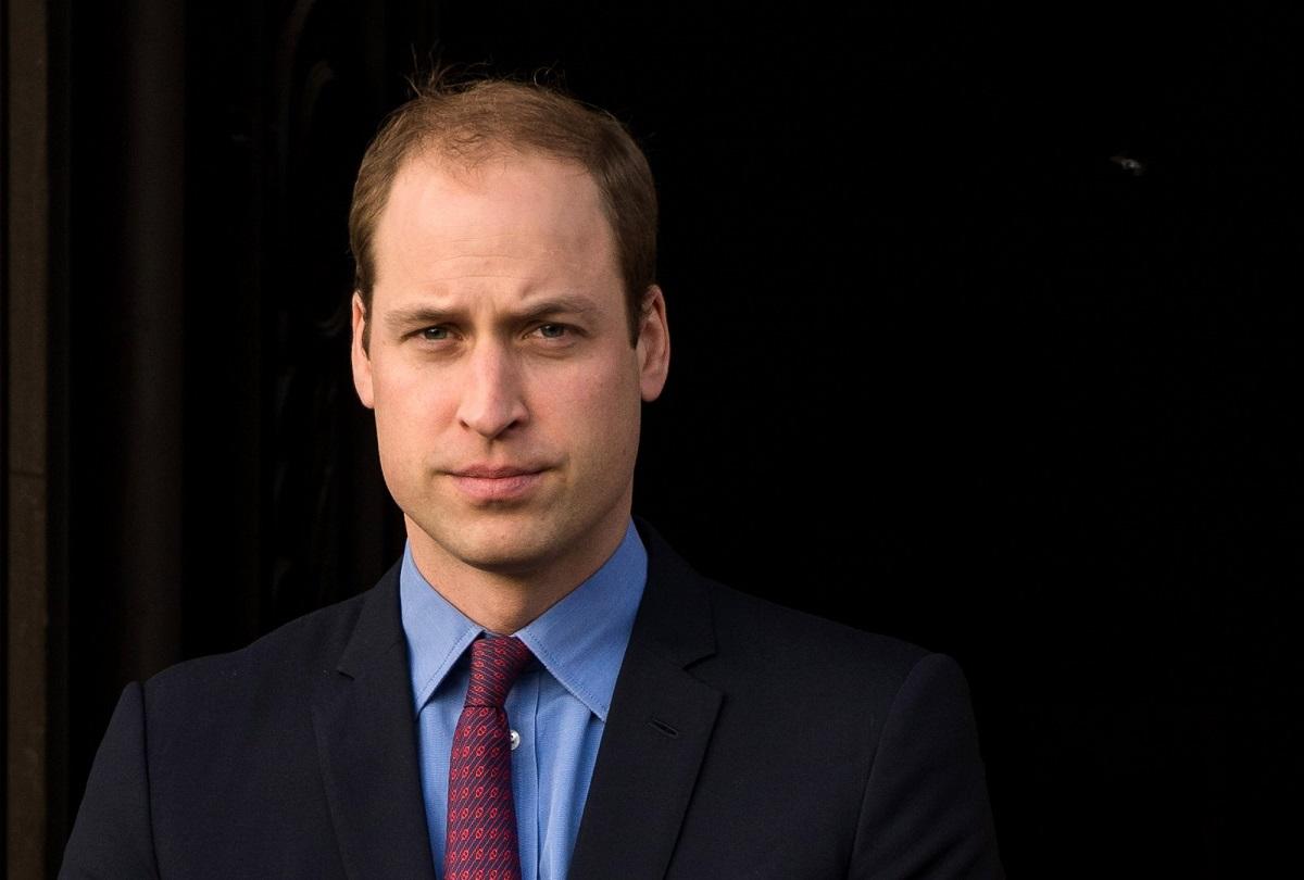 Принц Уильям в сопровождении главного раввина Израиля посетит мемориал жертвам Холокоста