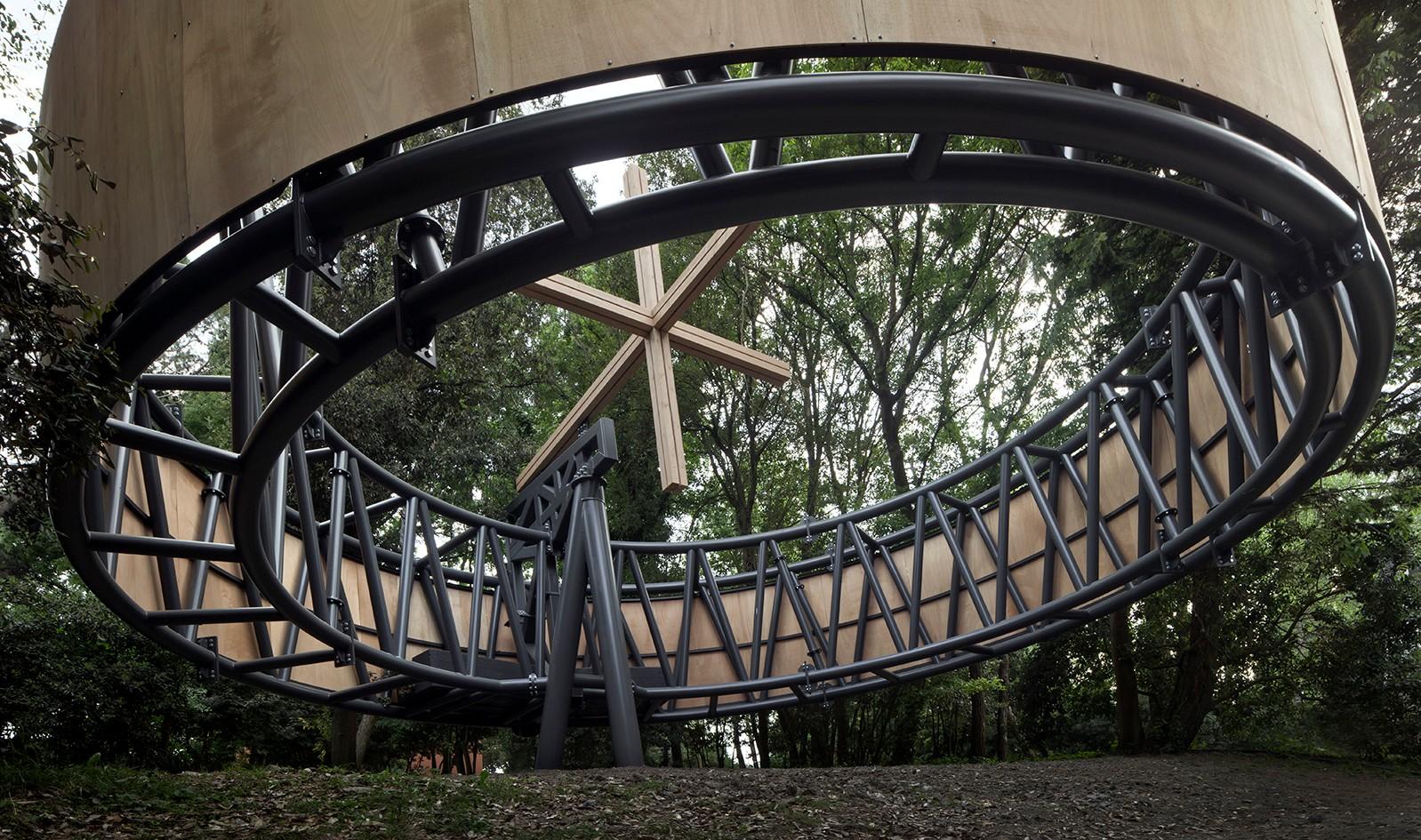 Ватикан на 16-й Архитектурной биеннале в Венеции выступил рачительным заказчиком и реализовал проекты архитекторов