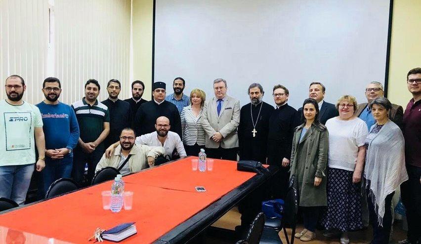 В Москве проходит летний институт русского языка для представителей Баламандского университета