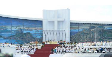 Пять лет назад состоялся первый ВДМ с участием Папы Франциска