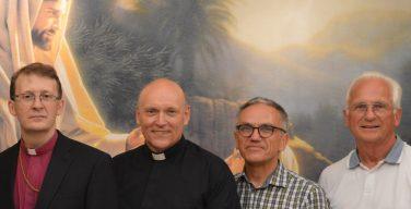 «Чтобы никто не был потерян для Вечности!» Интервью с лютеранскими священнослужителями из Германии