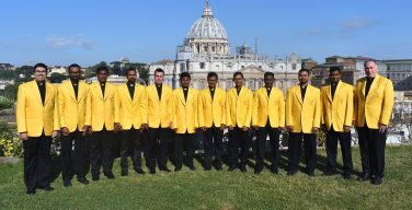 Сборная Ватикана по крикету отправилась в тур по Англии