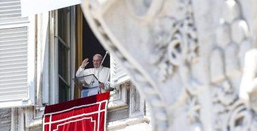 Слово Папы Франциска перед молитвой «Ангел Господень» в 14-е Рядовое воскресенье. 8 июля 2018 г., площадь Св. Петра