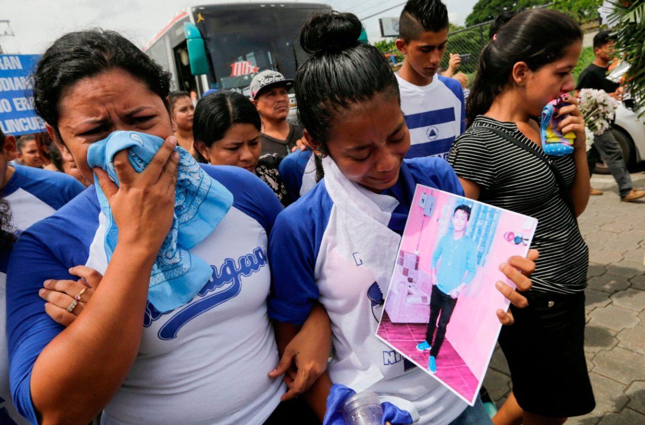 От имени Папы нунций призвал к миру в Никарагуа