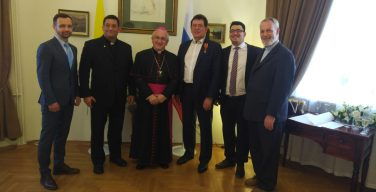 Ватикан наградил российского адвоката Орденом Святого Григория Великого
