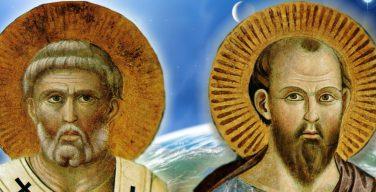 Апостолы Петр и Павел: два непохожих пути ко Христу