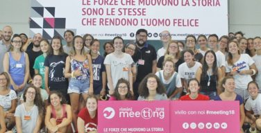 Митинг дружбы народов в Римини будет посвящен теме счастья