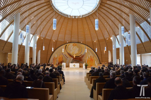 85-й генеральный капитул Ордена братьев меньших капуцинов открылся в Риме