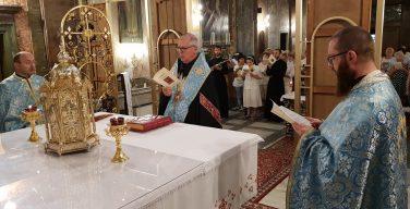 В Риме начались празднования 300-летнего юбилея иконы Жировицкой Богоматери (+ ФОТО)
