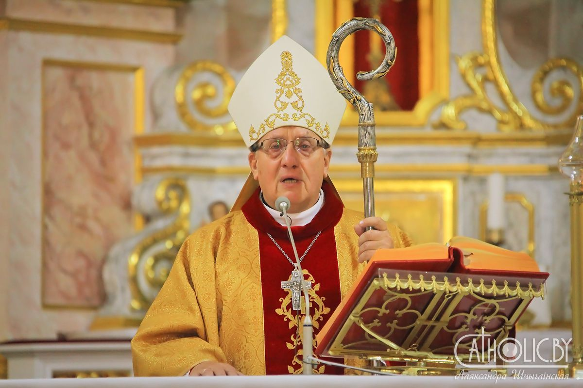 Митрополит Кондрусевич уверен, что белорусское общество нуждается в духовных переменах