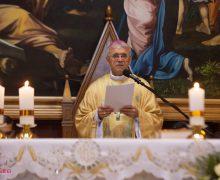Проповедь Владыки Иосифа Верта на торжественной Мессе в честь 21-ой годовщины освящения Кафедрального собора в Новосибирске