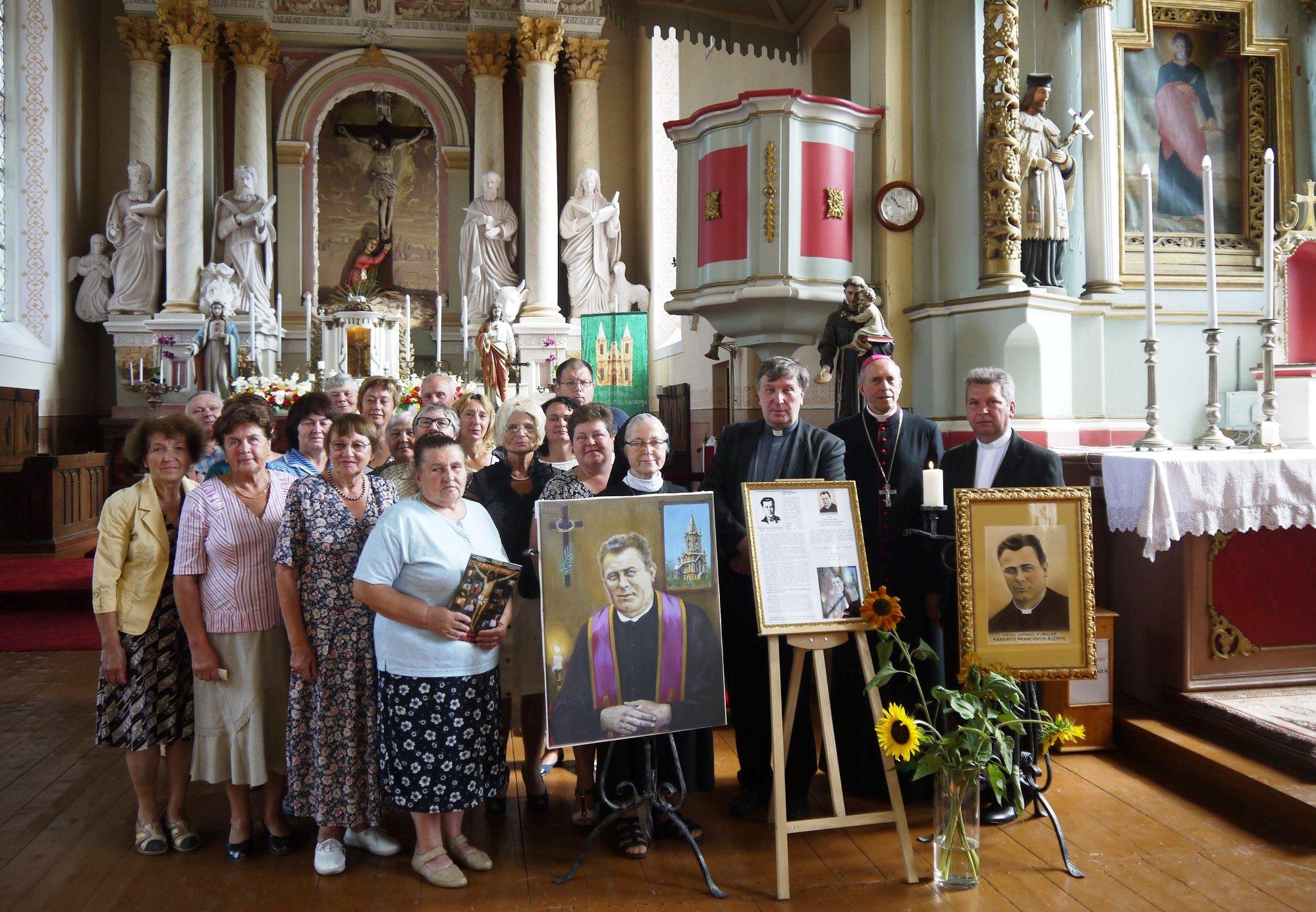 Визит постулатора процесса беатификации российских католических мучеников в Литву
