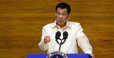 Президент Филиппин заявил, что он больше не католик, и основал собственную церковь