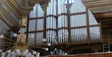 15 августа в могилевском костёле состоится презентация органа с участием посла Ватикана