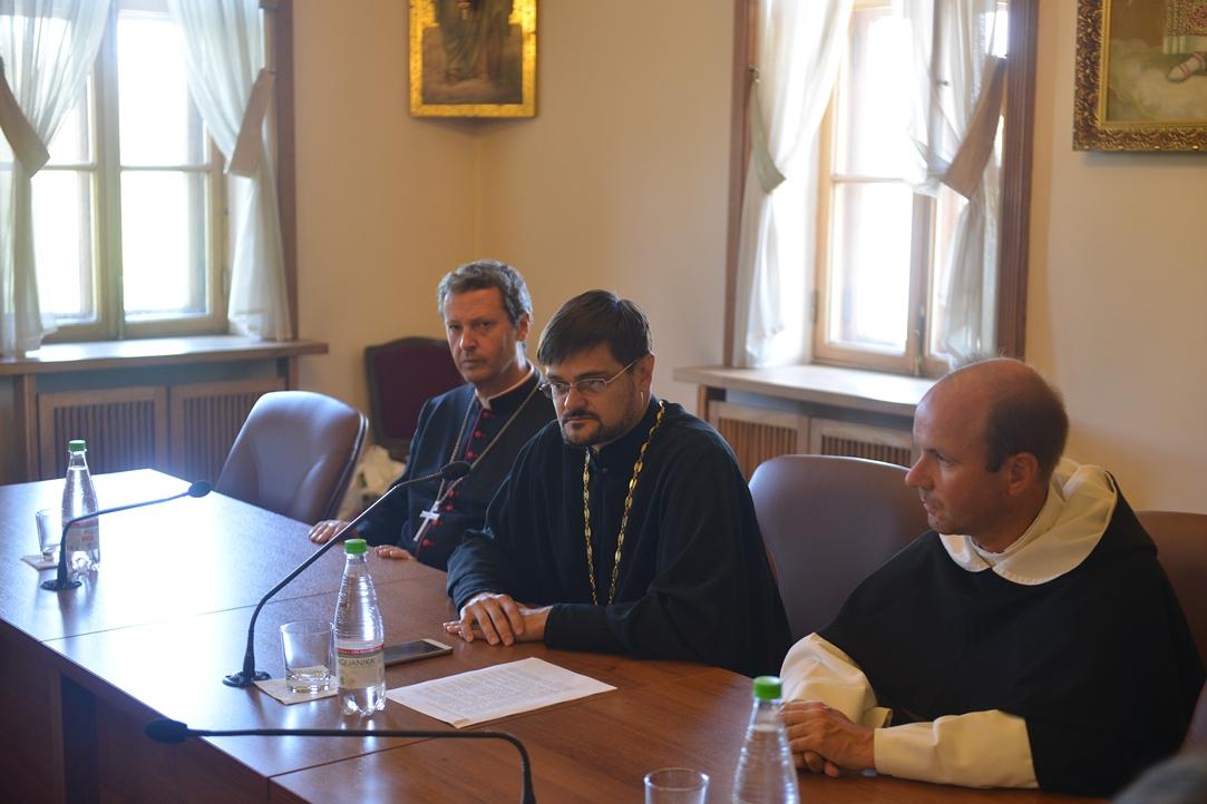 Представители Католической Церкви в рамках ежегодного Летнего института посетили ОВЦС