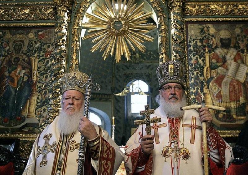 Об ожиданиях от предстоящей встречи Патриархов Кирилла и Варфоломея