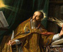 28 августа. Святой Августин, епископ и Учитель Церкви. Память