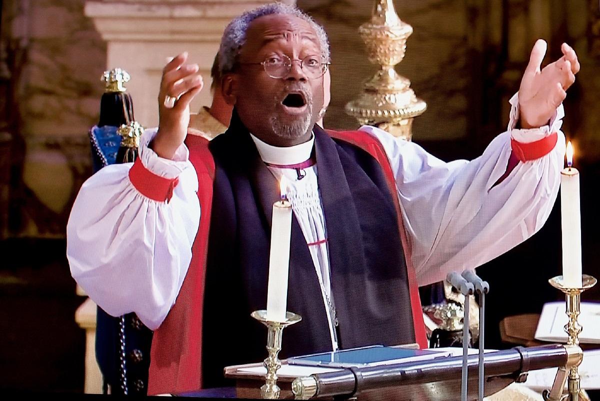 У американского епископа, проповедовавшего на венчании принца Гарри и Меган Маркл диагностировали рак