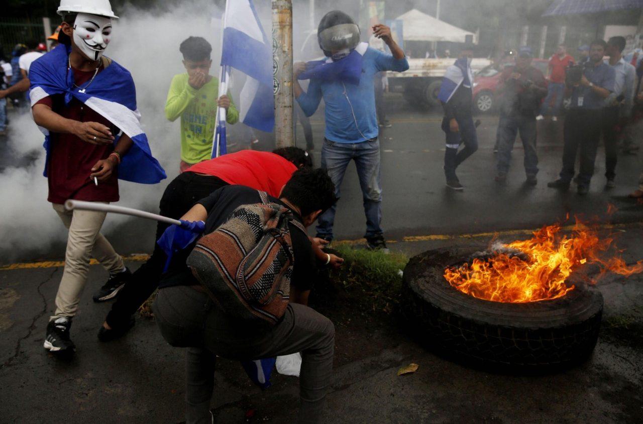 Из-за конфликта в стране Никарагуа не примет паломников ВДМ-2019