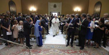 Папа: религиозной свободе противостоят две идеологии