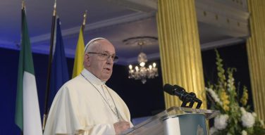 Папа: Ирландия не должна забывать мелодию христианского послания