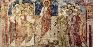 Фрески древних церквей Пьемонта