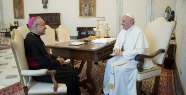 Святейший Отец назначил нового заместителя Государственного секретаря по общим вопросам