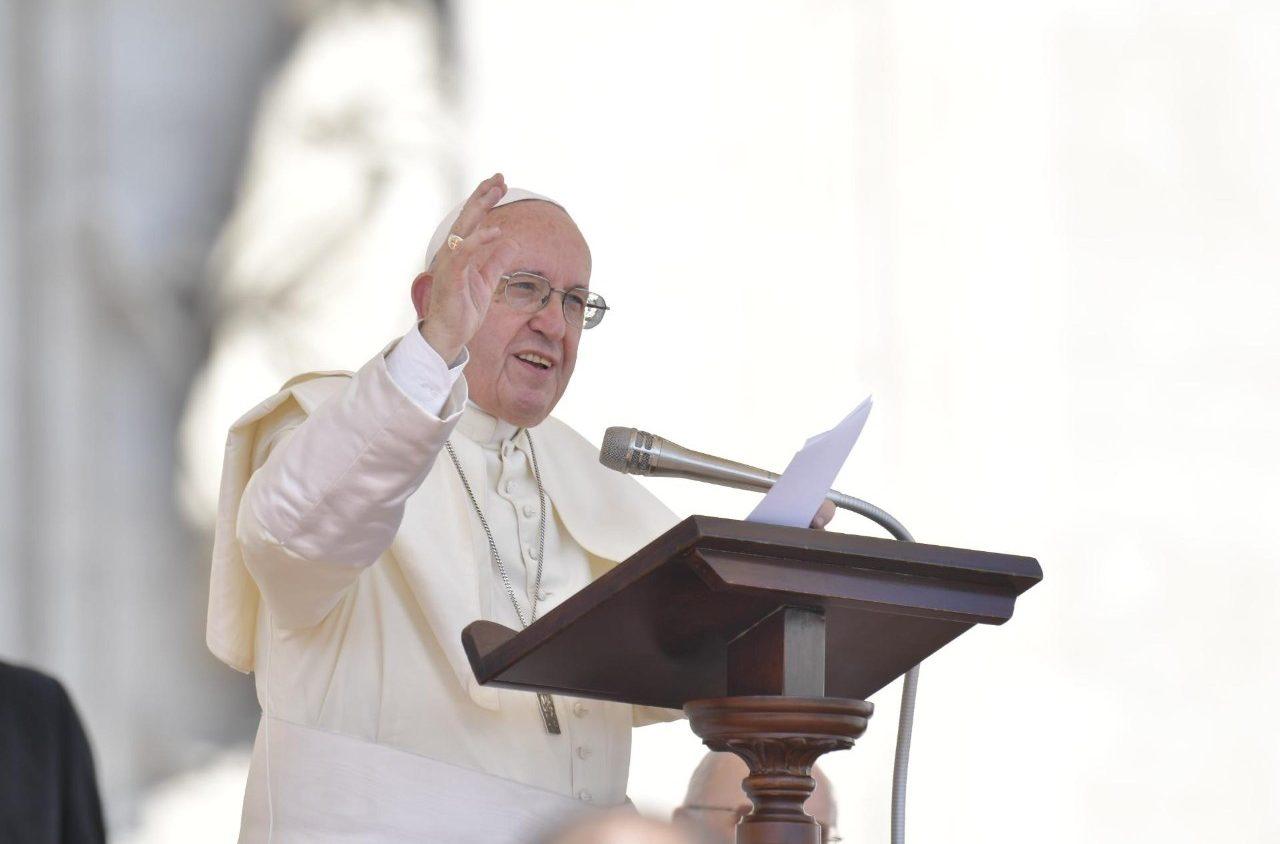 Папа Франциск на встрече с паломниками в Ватикане: христианин не может быть лицемерным