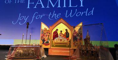 Всемирная встреча семей в Дублине. Начало работы русской секции (+ ФОТО)