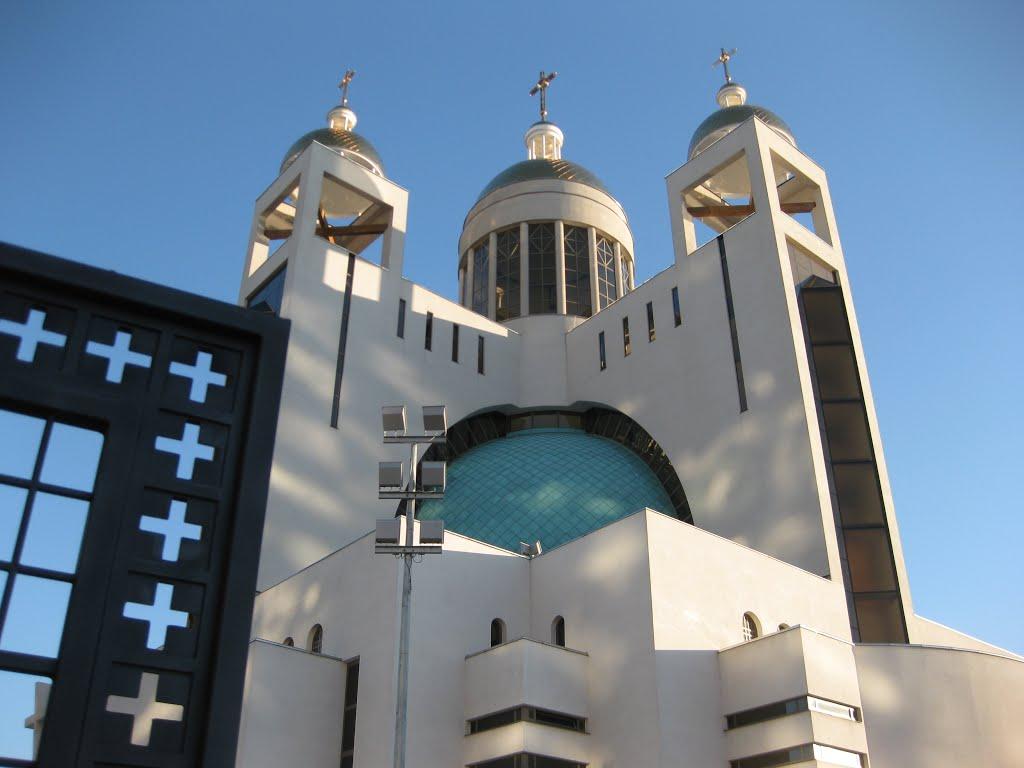 УГКЦ отметит день освящения Кафедрального собора в Киеве крестным ходом к Аскольдовой могиле