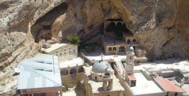 В сирийской Маалюле возобновил работу монастырь, разграбленный боевиками