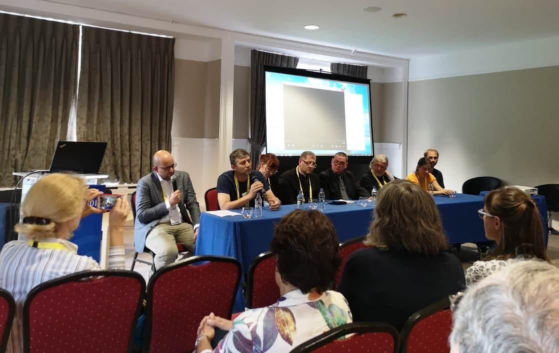 Русская секция с участием православных и католиков прошла на IX Всемирной встрече семей в Дублине