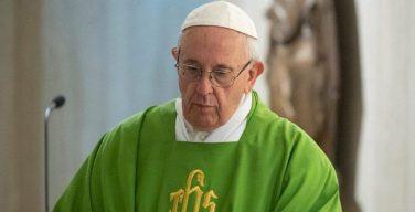 На Мессе в Доме Св. Марфы Папа пояснил, на чем основывается авторитет пастыря