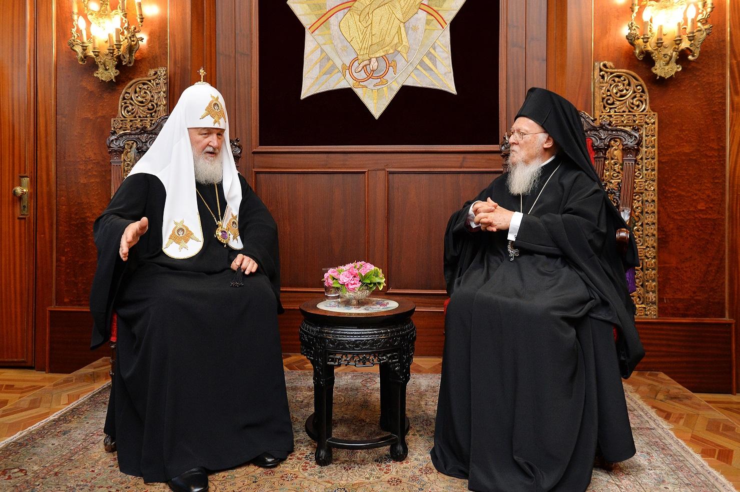 Энцо Бьянки: встреча Патриархов Варфоломея и Кирилла — шаг вперёд в диалоге