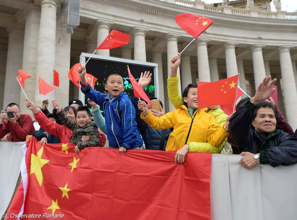 Папа – католикам Китая и Вселенской Церкви: вера изменяет историю